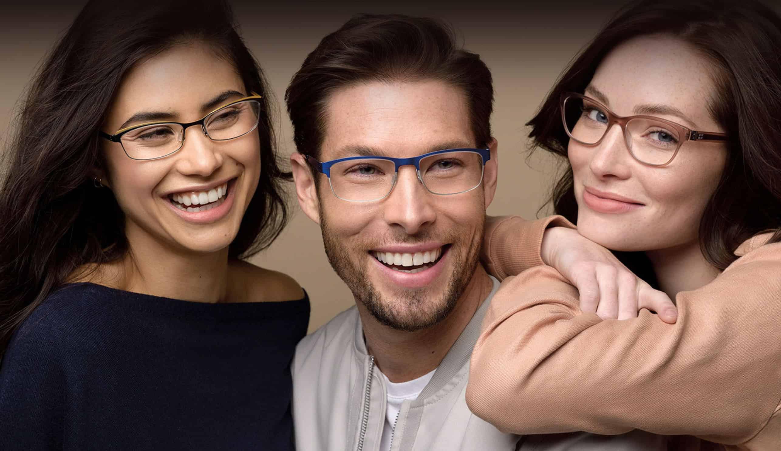prescription glasses new york